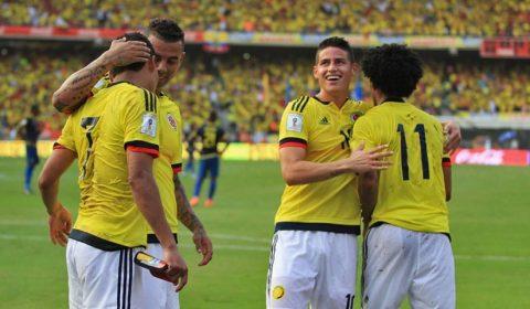 La Selección Colombia ahora es séptima en el ranking de la FIFA, Argentina es líder