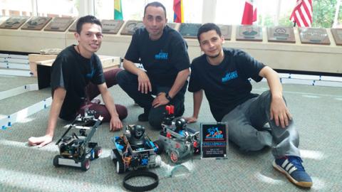 Colombia arrasó con los premios del Mercury Robotics Challenge, en Oklahoma