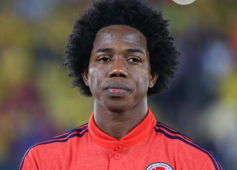 El futbolista colombiano cambió de mentalidad con Pékerman: Carlos Sánchez