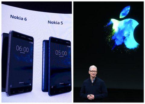 Apple y Nokia vuelven a hacer negocios juntos