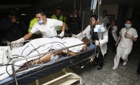 Dos heridos dejan atentados a bala en Ipiales. Autoridades buscan a los criminales