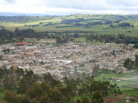 En Cumbal participan de plantón