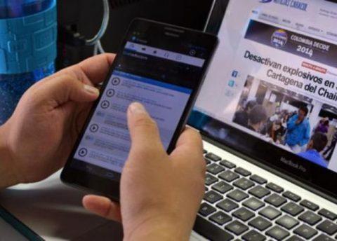 Colombia ocupa el puesto 34 en el Índice de Conectividad Global   REPRODUCIR AUDIO