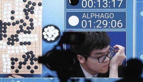 ¡La máquina supera al humano! El súper computador de Google logra su tercera victoria