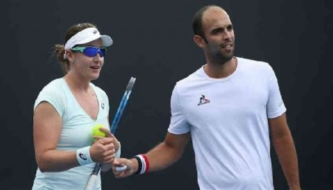 Juan Sebastián Cabal y Abigail Spears a segunda ronda de dobles en Roland Garros