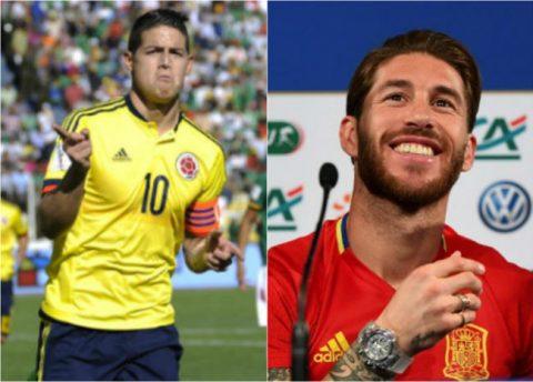 España confirma su convocatoria para enfrentar a la Selección Colombia