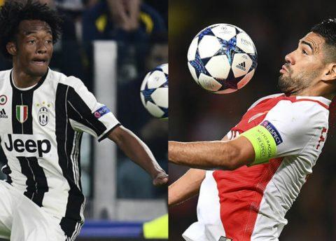 ¿Cuadrado o Falcao? Juventus y Mónaco definen el primer finalista de la Champions