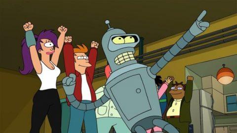 [VIDEO] Así es el increíble juego de Futurama para iPhone, iPad y Android