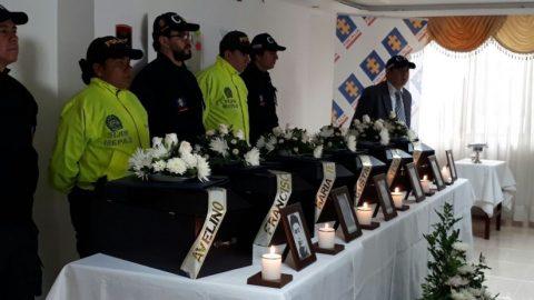 Restos de seis víctimas del conflicto fueron entregados a sus familias en Nariño