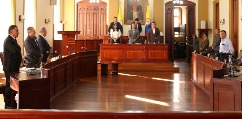 Asamblea de Nariño pone bajo la lupa a la doble calzada Pasto-Rumichaca