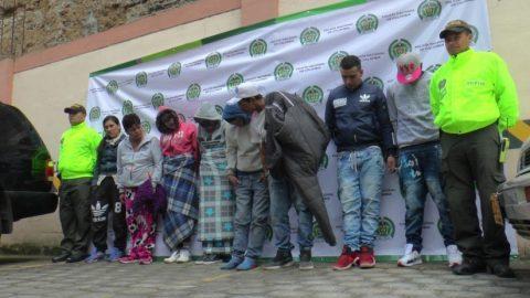 Cayeron 'Los Popeyes', 'jíbaros' de las inmediaciones de la Plaza Potrerillo de Pasto