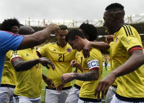 Colombia y España, con su mira en Rusia 2018, se enfrentan en atractivo amistoso