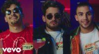 10. Mau y Ricky, Manuel Turizo, Camilo – Desconocidos (Video Oficial)