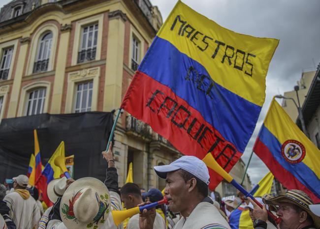 Paro de Fecode: conozca los puntos de concentración y desvíos este jueves en Bogotá