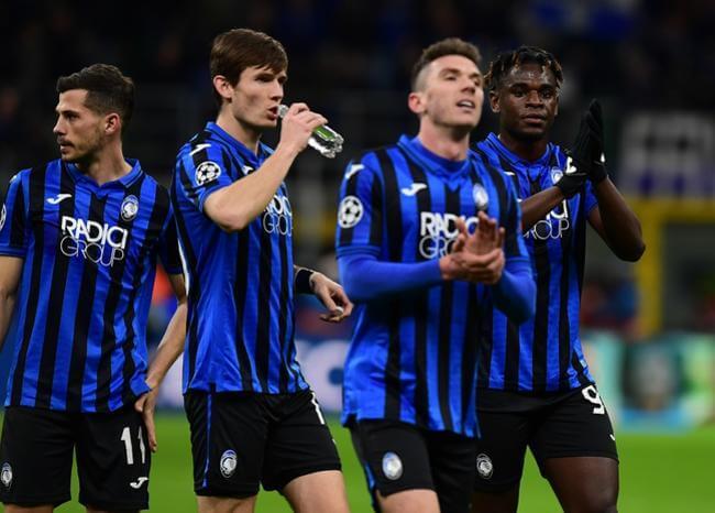 Atalanta, de Muriel y Zapata, aplastó al Valencia y sueña con cuartos de Champions