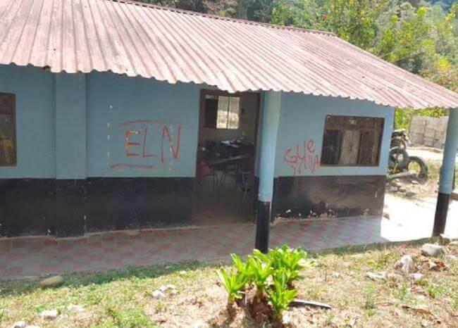 Temor en algunos municipios de Santander por paro armado del ELN