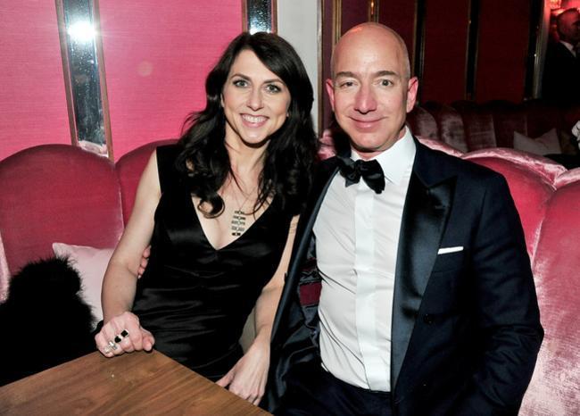 La impresionante mansión de USD 165 millones que compró Jeff Bezos