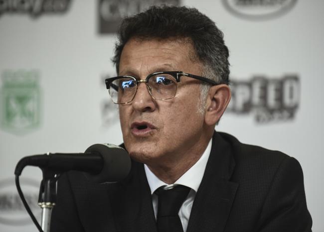Respeto a Osorio, el fútbol es para varones, no hay que armar escándalo: Pdte. del Cali
