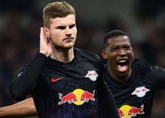 RB Leipzig ganó 1-0 al Tottenham y dio un paso gigante hacia la siguiente ronda