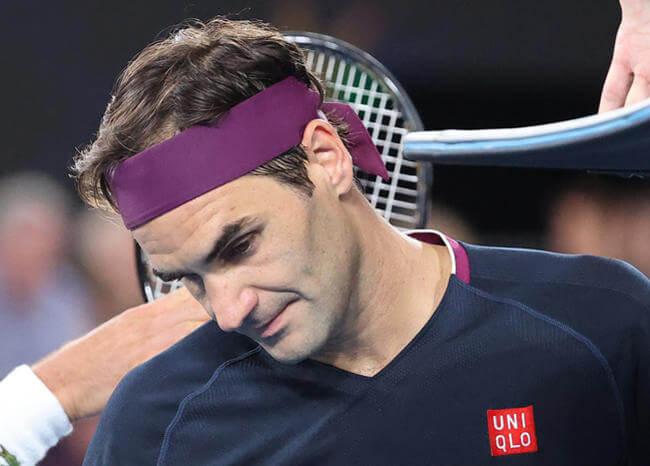 Nuevamente se cancela partido de Federer en Bogotá, esta vez por problemas médicos