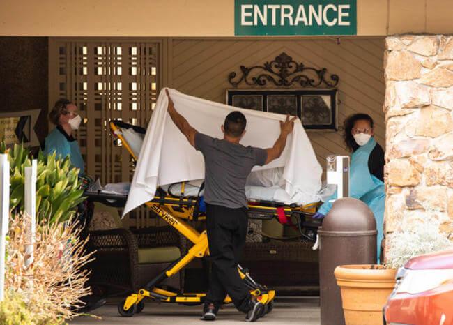 Coronavirus deja casi 60.000 muertos en el mundo, EEUU el que más contagios tiene