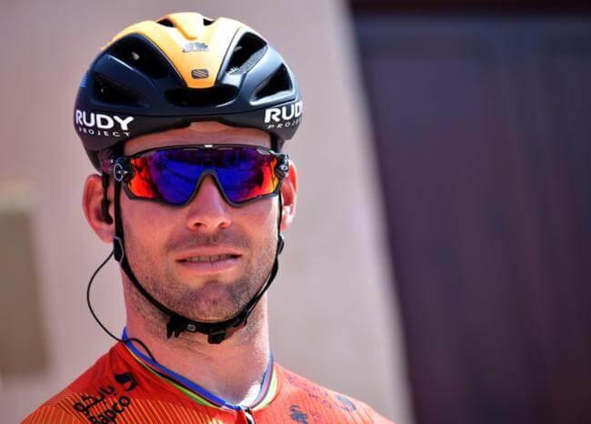 Ciclista Mark Cavendish aseguró que superó dos años de depresión