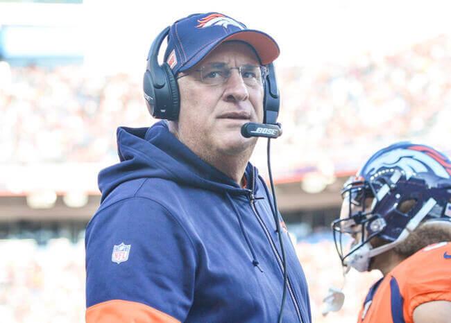 """""""No hay racismo en la NFL"""", advierte el entrenador de los Broncos"""