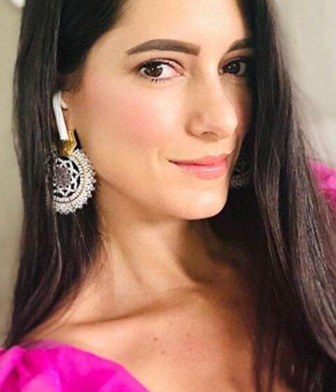 La actriz Daniella Donado, su esposo e hijos dieron positivo para Covid-19