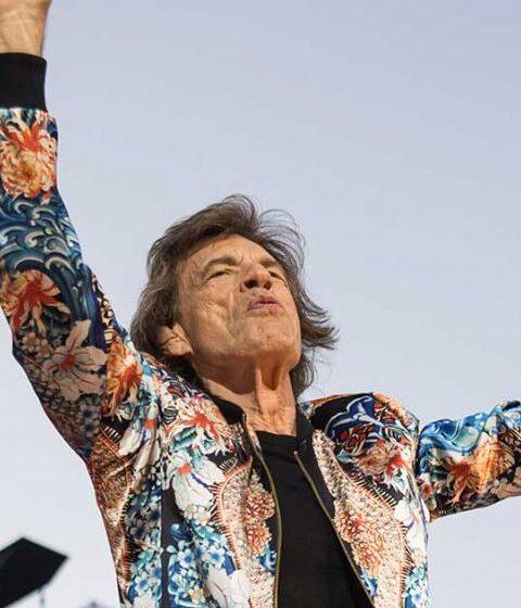 Los Rolling Stones lanzan el nuevo tema inédito «Criss Cross»