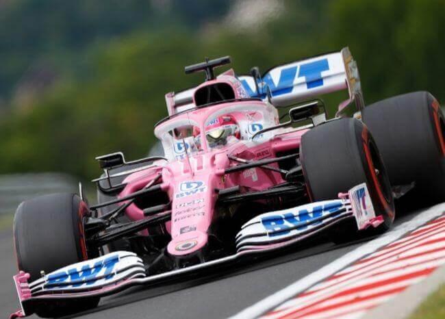 Nico Hulkenberg reemplaza a Checo Pérez en Racing Point para el GP de Silverstone de la F1