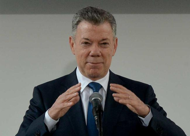Santos acepta que implementación del acuerdo de paz se puede mejorar