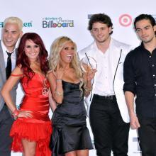 La música de RBD llega a Spotify