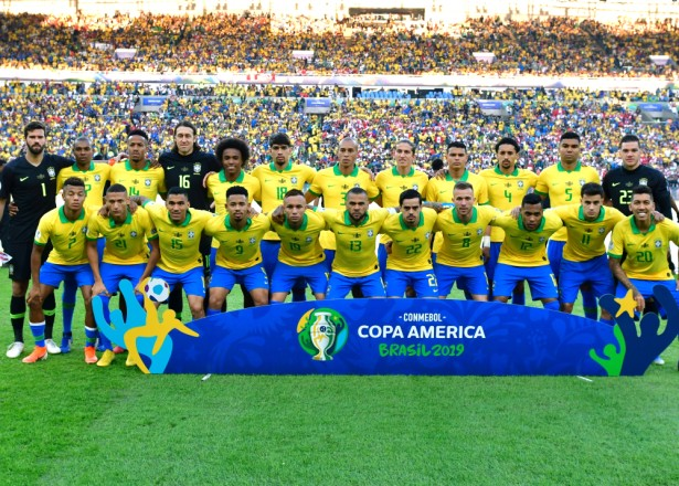 Brasil da su convocatoria para las fechas de Eliminatoria de noviembre