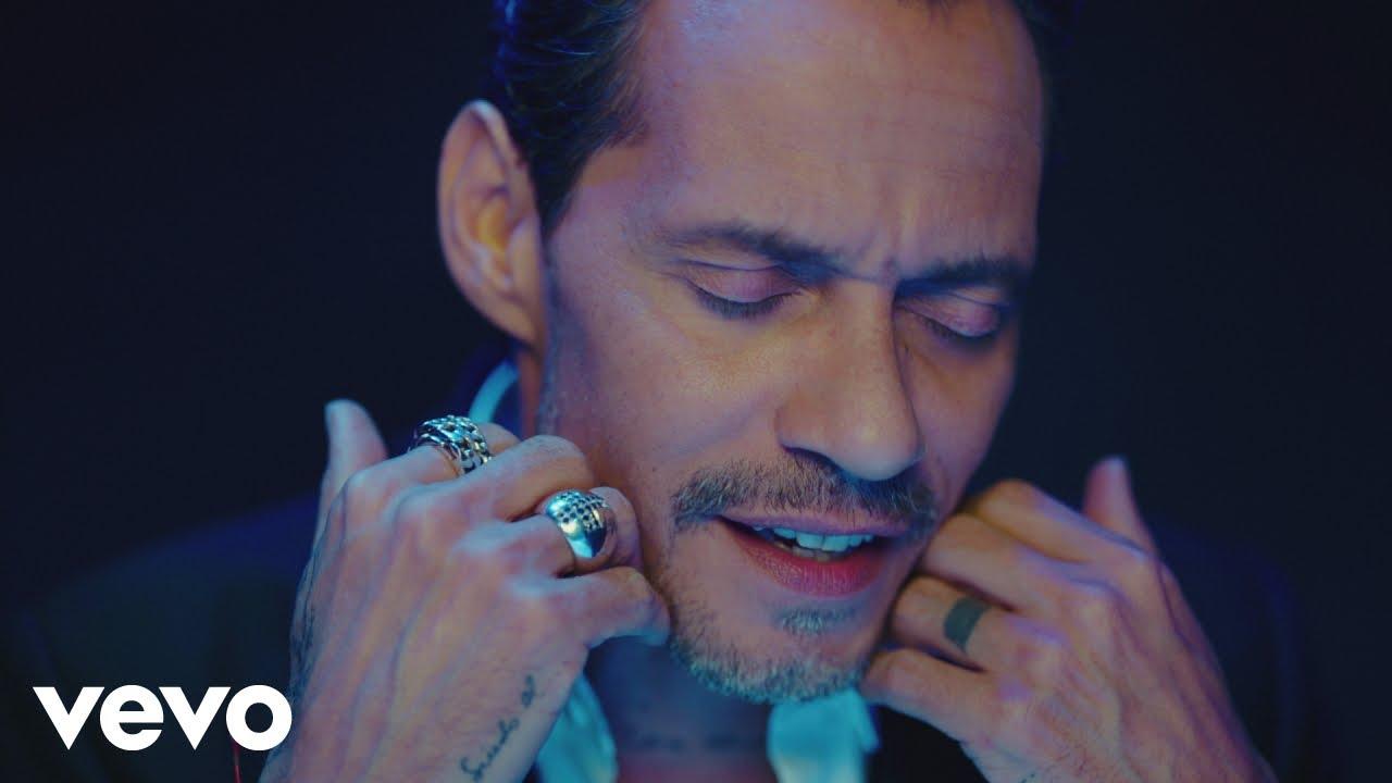 16. Marc Anthony – Tu Vida en la Mía (Official Video)
