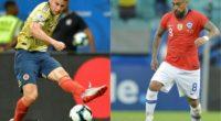 En vivo: Chile vs Colombia en Copa América