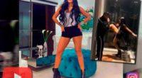 Marcela Reyes rompe el silencio tras video en que pateó puerta por ataque de celos