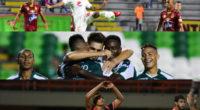 Deportivo Cali, Cúcuta y América comparten el liderato del torneo colombiano