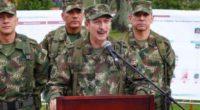 Gral. Martínez dice que no conoció denuncias contra oficiales siendo inspector del Ejército