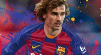 ¡Es oficial! Antoine Griezmann jugará en el Barcelona hasta 2024