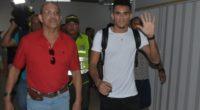 Luis Díaz se despidió de Barranquilla y viajó a sumarse a la pretemporada del Porto