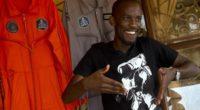 Muere en accidente de motocicleta el que sería el primer africano en ir al espacio
