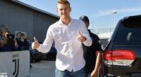 ¡Prefirió Italia a España! El holandés Matthijs De Ligt, nuevo jugador de Juventus