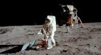 Un día como hoy el hombre llegó a la Luna: reviva la transmisión original de la NASA