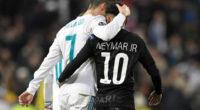 ¡Ataque de miedo! Neymar y Cristiano Ronaldo, cerca de jugar juntos en la Juventus