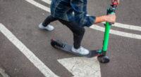 Para montar en patineta eléctrica ya no es necesario que tenga una tarjeta de crédito