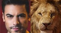 Conozca a Carlos Rivera, la voz de Simba en El Rey León