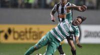 Atlético Mineiro venció 2-1 a un Equidad combativo en cuartos de Sudamericana