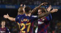 Las claves de un Barcelona que volvió a arrollar sin Lionel Messi