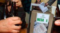 Ley seca en votaciones cambiaría, según proyecto de reforma al Código Electoral