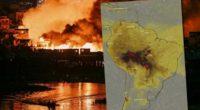 Tres mapas interactivos para entender la tragedia por los incendios en el Amazonas